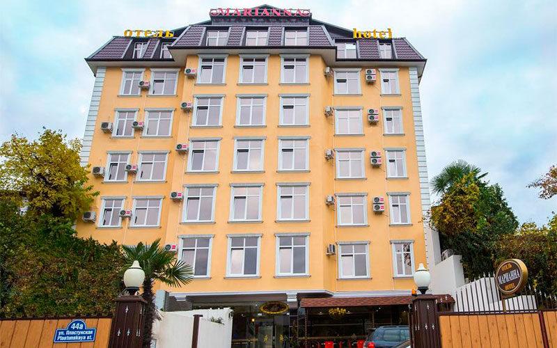 Отель Марианна Сочи 3*